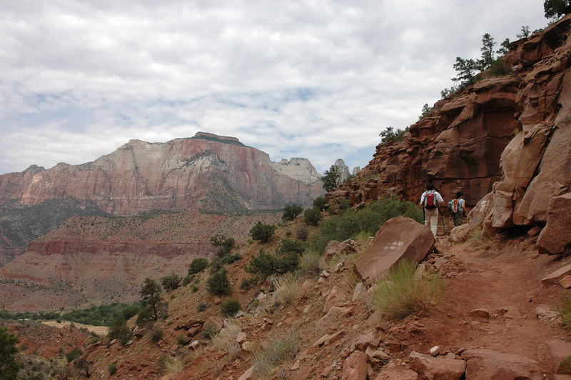 Zion National Park <br /> Watchman Trail