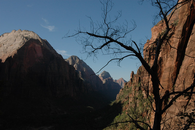 Zion National Park<br /> Angels Landing Trail