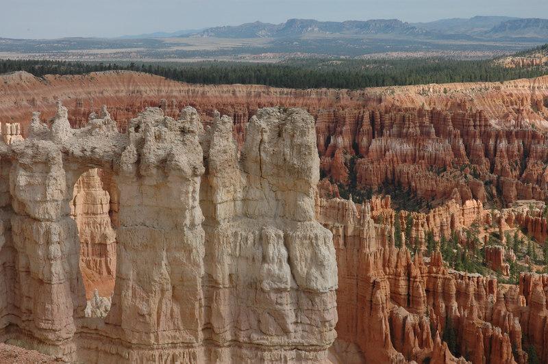 Bryce Canyon National Park<br /> Rim Trail