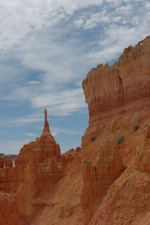 Bryce Canyon National Park<br /> Navajo Loop/Queen's Garden Trail<br /> Spire