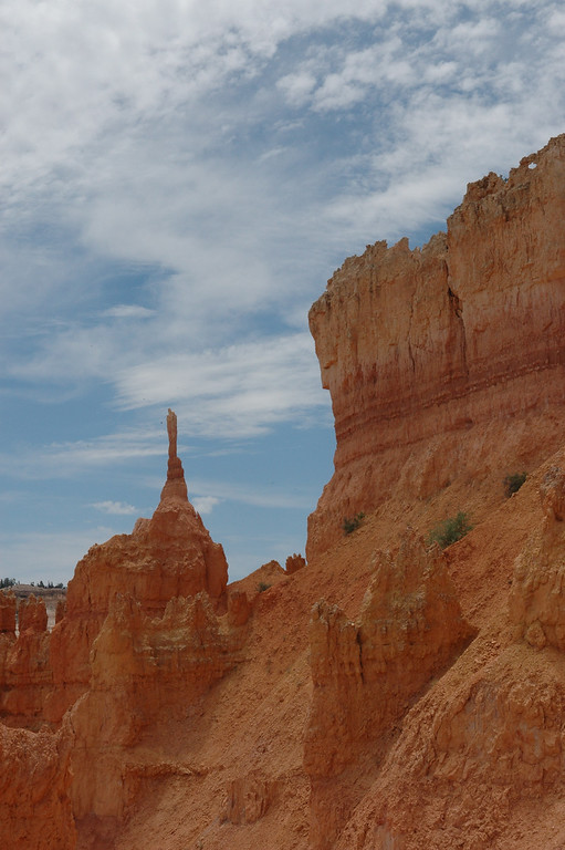 Bryce Canyon National Park<br /> Navajo Loop/Queen's Garden Trail<br /> Spire
