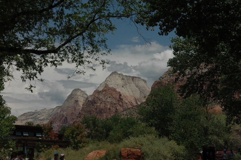 Zion National Park <br /> Riverside Walk