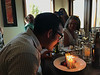 Scott Heather's 30th birthday! at Stone Hearth Grill in Tropic, UT