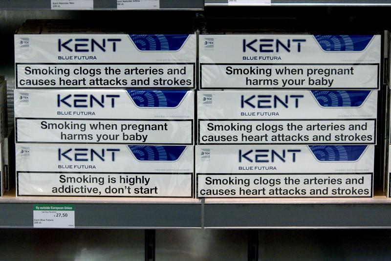 Amsterdam cigarettes