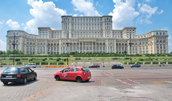 "Bucharest -  ""The Trabzon of the West"""