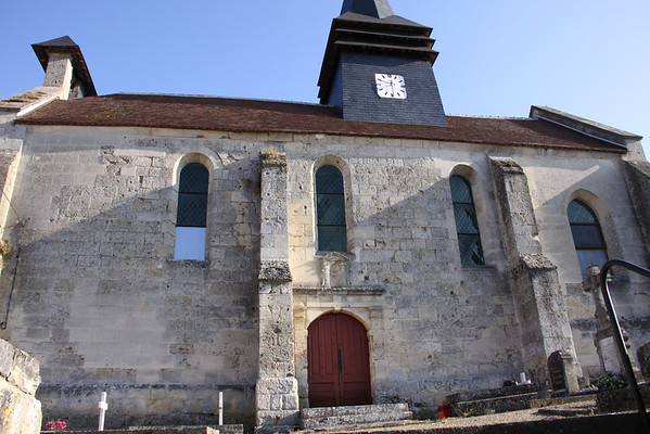 Bucy-Le-Long, France - September 2014