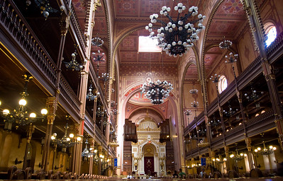 The Great Synagogue interior