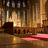 Matthiaskirche Innenansicht