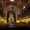 Große Synagoge Innenansicht