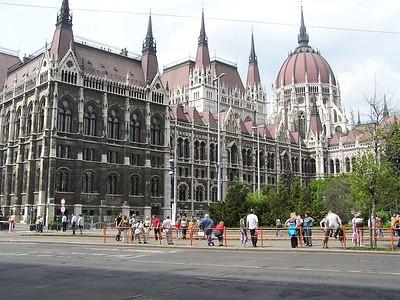 Budapest Hungary, 2004