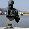 """From Wikipedia: István Bibó (August 7, 1911, Budapest – May 10, 1979, Budapest) was a Hungarian lawyer, civil servant, politician and political theorist. During the Hungarian Revolution he acted as the Minister of State for the Hungarian National Government. When the Soviets invaded to crush the rebellious government, he was the last Minister left at his post in the Hungarian Parliament building in Budapest. Rather than evacuate, he stayed in the building and wrote his famous proclamation, """"For Freedom and Truth"""", as he awaited arrest."""