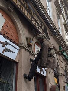 Budapest buccaneer...