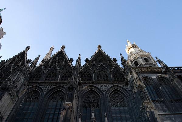 Budapest Vienna Prague