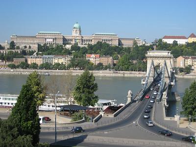 Budapest, Vienna, Visits to Gabi and Mutti, and Ireland, Summer 2009
