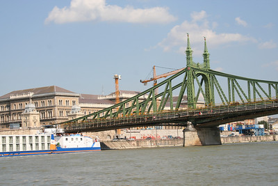 Budapest and 2008 Hungarian F1