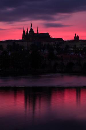 Hradčany Castle Hill, Prague