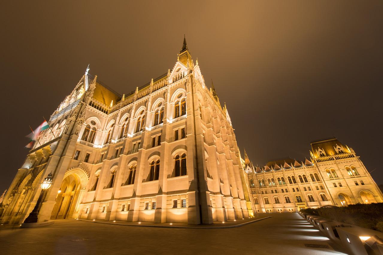 Parliament Building - Budapest, Hungary