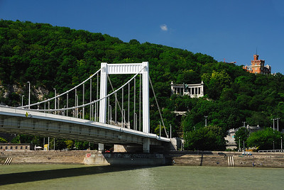 Elizabeth Bridge and Gellert Hill