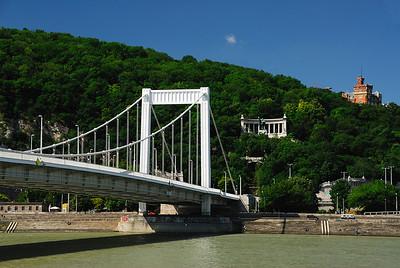 Elizabeth Bridge and Gellert Hill