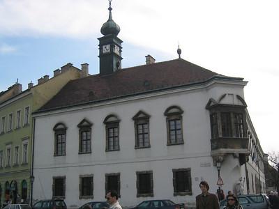 Old Buda City Hall