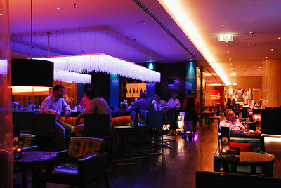 Budapest Marriott Hotel Bar and Restaurant