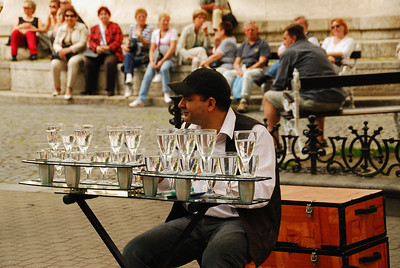 Musical Talent in Budapest