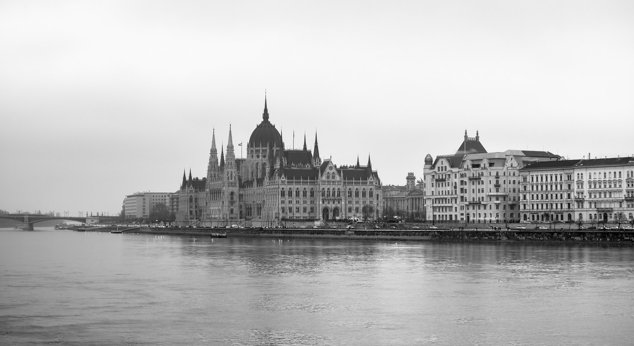 Hungarian Parliament Building - Budapest, Hungary