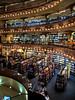 Ateneo Grand Splendid bookshop, Buenos Aires, Argentina, april 2, 2010. (Austral Foto/Renzo Gostoli)