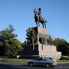 Urquiza statue