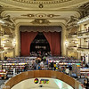 El Ateneo bookstore<br /> built in an old theater