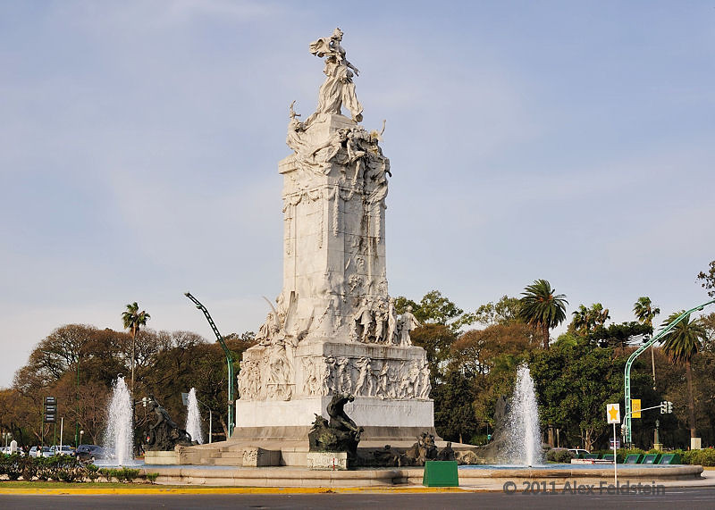 Monument to the Spaniards
