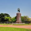 Juan Manuel de Rosas Statue