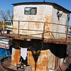 Derelict on the Lujan river