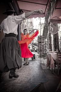 Gaucho Dancing, Buenos Aires, Argentina
