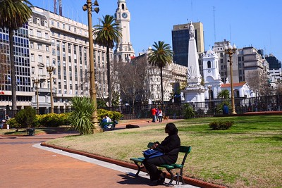 Also Plaza De Mayo