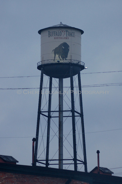 Distillery Water Tower