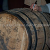 Signing White Dog Barrel