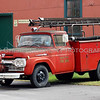 Buffalo Trace Fire Truck 4x6