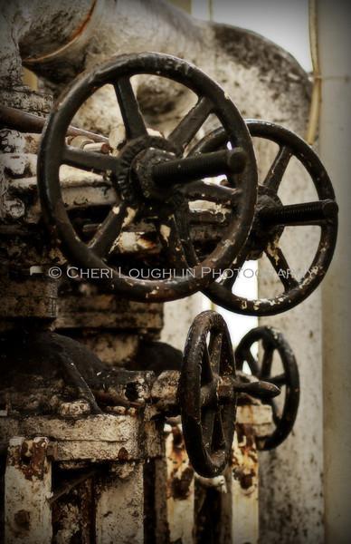Rusted Wheels - The Bones