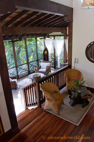 Caves Branch offers several levels of accommodation, the most luxurious being the Tree Houses. Here you'll enjoy king-sized beds, lovely screened patios, and a hot tub, all up in the trees.  Tree Houses are pricey, sure, but that's only because their deserved reputation as the most unique luxury rooms in all of Belize has them booked out months in advance. Our recommendation: get one if you can!