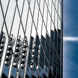 Reflections II, City of London