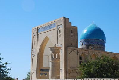 The Chor Bakr mosque.