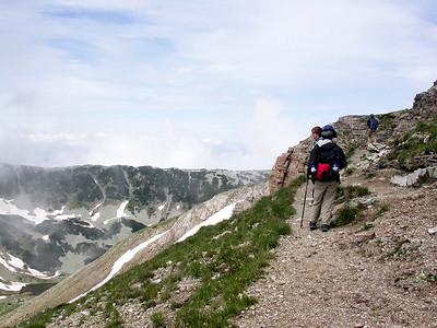 Mt. Vihren - Pirin Mtn's., Bulgaria.
