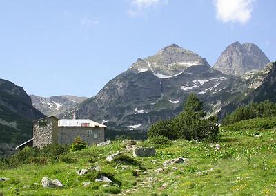 Mt. Vihren - Pirin Mtn's, Bulgaria.