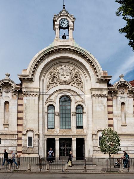 Sofia Central Market (1911)