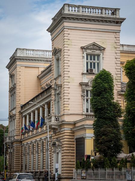 Central Military Club (1907), Sofia