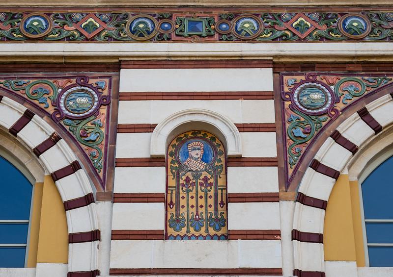 Detail Sofia History Museum