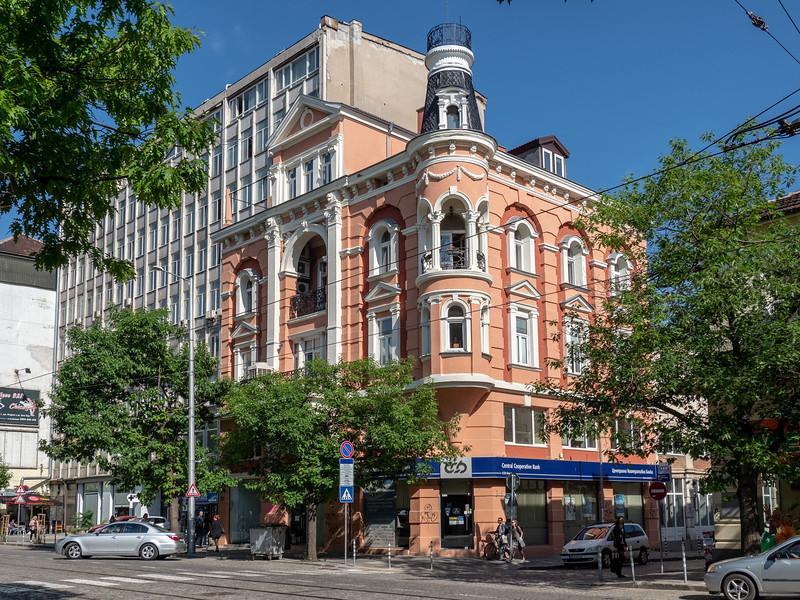Late 19C Sofia Building