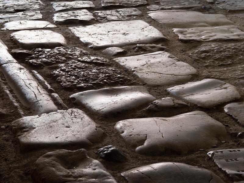 Roman Street Stones, Sofia