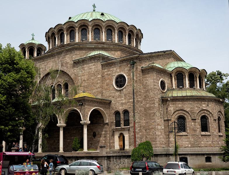 Church of Sveta Nedelya (1933), Sofia